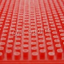 2x Globe 979 Chop + atak długie pestki out tenis stołowy PingPong guma bez gąbki Topsheet OX