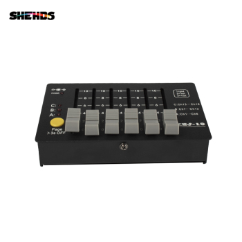 SHEHDS NEW Charging Wireless Remote Control DMX Signal Transmitter 18 Console Stage Lighting For DJ LED Effect Light Controlle