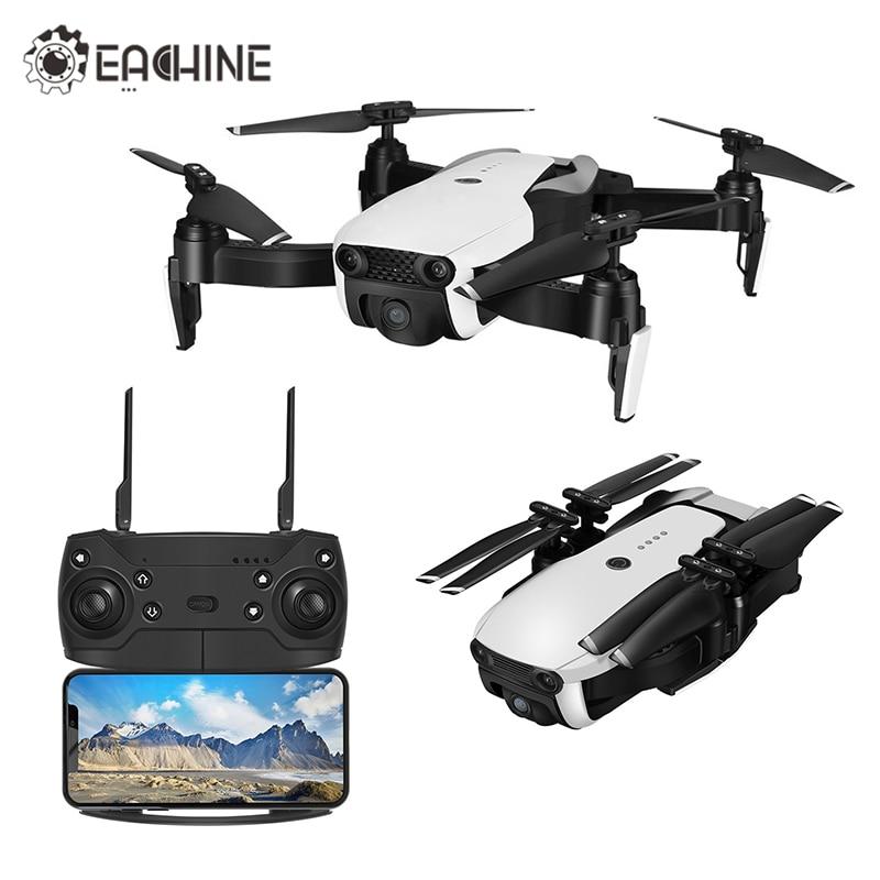 Atualizado E58-Eachine E511 WIFI FPV 1080 p/720 p HD Camera Modo Headless 16 Minutos de Tempo de Vôo dobrável RC Zangão Quadcopter