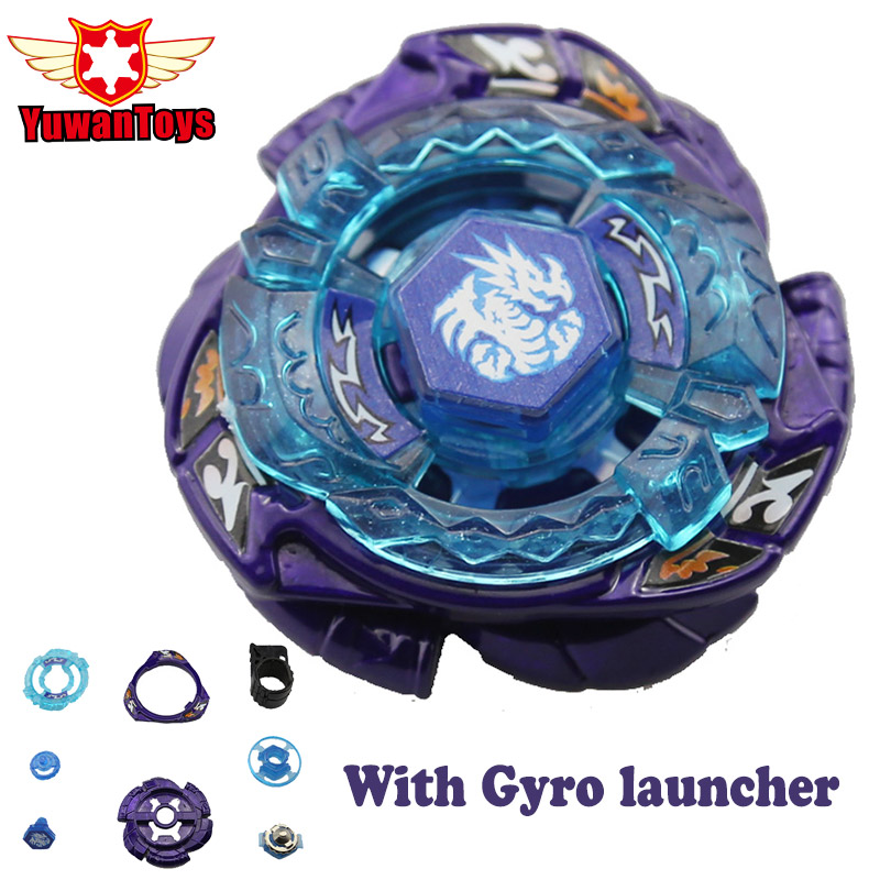 1pcs Beyblade bb-128 Metal Fusion 4D Set L-DRAGO DESTROY F:S+Launcher Kids Game Toys Chi ...