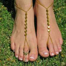Ankle Bracelet Barefoot Sandals Anklets for Women Foot Jewelry Anklet CA013