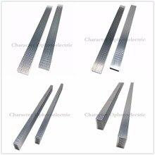 High Power LED Heatsink 300mm*25mm*12mm heat dissipation aluminum for 1W 3W 5W Hight
