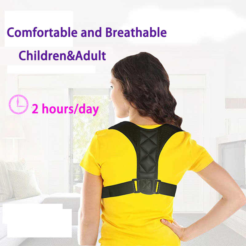 Upright posture back support corset corrector spine posture fixer Upright Go Posture Trainer&Upper Back Straightener Brace