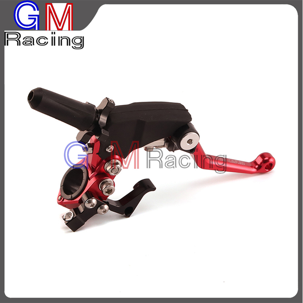 3 Directions Foldable Adjustable Easy laborsaving Clutch Lever For HONDA CR125R CR250R CRF250R CRF250X CRF450R CRF450X