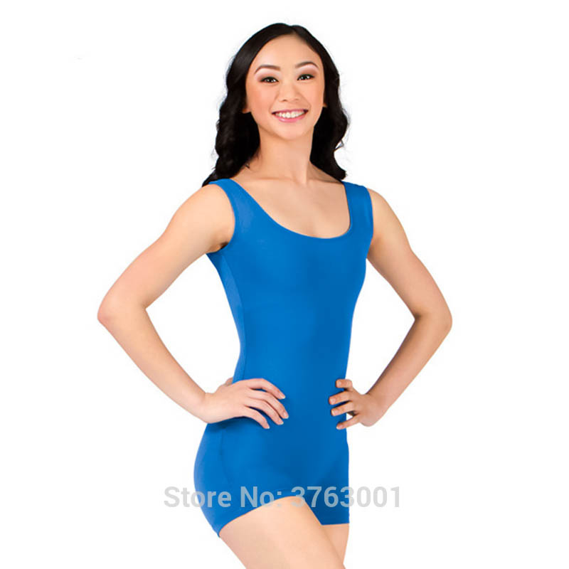 Woman Vest Conjoined Practice Clothes Leotard Dance Suit For Adult Catsuit Nylon Spandex Dancewear Gym Clothes Ballet Body Suit Woman Vest Conjoined Practice Clothes Leotard Dance Suit For Adult Catsuit Nylon Spandex Dancewear Gym Clothes Ballet Body Suit