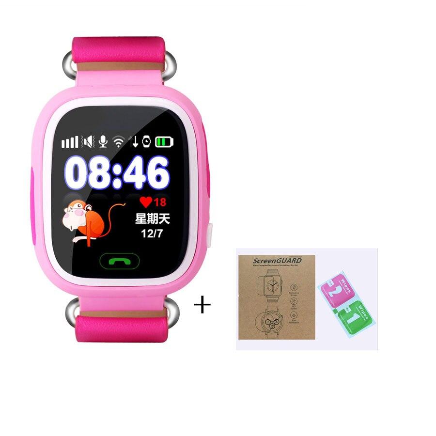 Q90 GPS Enfant Montre Smart Watch Écran Tactile Wifi Positionnement Bébé Kid Smartwatch Pour IOS Android Enfants Kids Safe Anti- perte Montres - 6