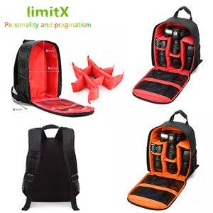 Image 1 - Torba na aparat DSLR plecak dla Nikon Z50 Z5 Z7 Z6 D3400 D3300 D3500 D5600 D5500 D5300 D7500 D7200 D3200 D3100 D3000 D5200 D5100