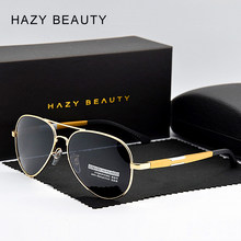 a882296f48d34 2018 Men Aluminum Alloy Sunglasses Classic Driving Polarized Sunglasses Man  Fashion Coated Sunglass UV400 Oculos De Sol Original