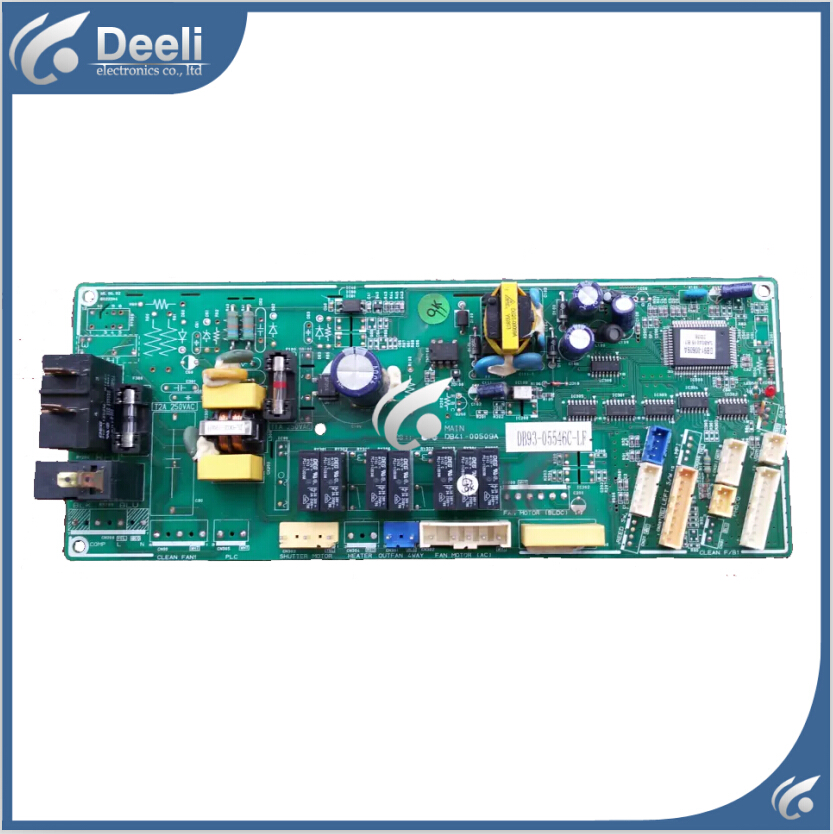 95% new good working for air conditioning board DB93-05546C-LF DB41-00509A PC circuit board 95% new used for air conditioning computer board circuit board db93 02482a db41 00175a db93 02483a good working