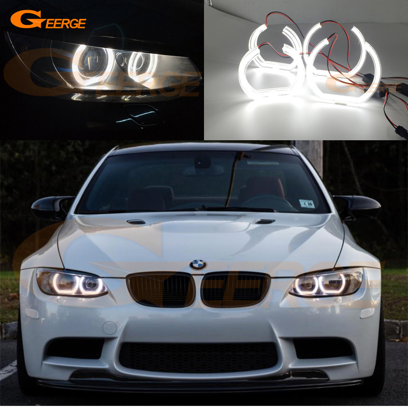For Bmw 3 Series E90 E92 E93 M3 2007 2013 Coupe Cabriolet Headlight Excellent Dtm Style Ultra