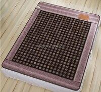 Jade Tourmaline Mattress Bamboo Carbon Fiber Custom Jade Mattress Jade Cushion Electric Heated 1 2X1 9M