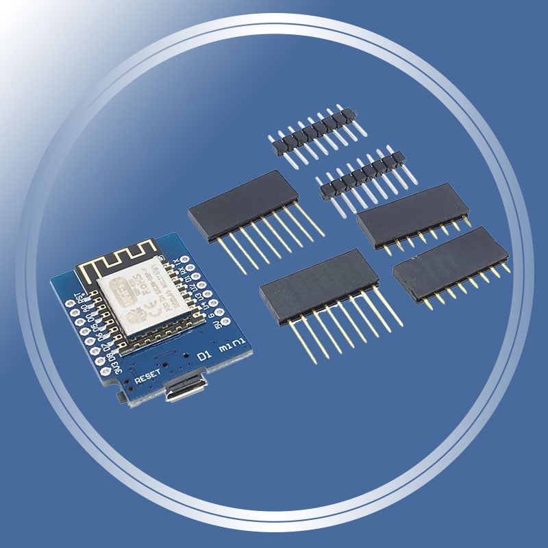 D1 Mini ESP8266 ESP 12 CH340G CH340 V2 USB WeMos, макетная плата D1 Mini NodeMCU Lua IOT, плата 3,3 В с контактами|nodemcu 4m|d1 minimini nodemcu | АлиЭкспресс
