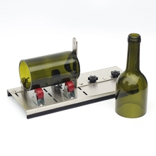 цены Glass Bottle Cutter Cutting Machine for Jars Wine Bottle Recycle Tool DIY Craft Free shipping