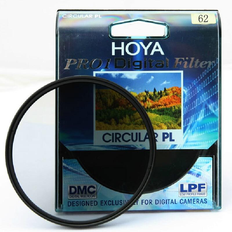 62 mm Hoya PRO1 Digital CPL Polariserande Filterlinsskydd Som Kenko B - Kamera och foto