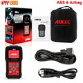 Universal OBD2 ABS Airbag Scan Tool Ancel AD610 SRS Air Bag Crash Data Reset Tool OBD Automotive Scanner Car Detector