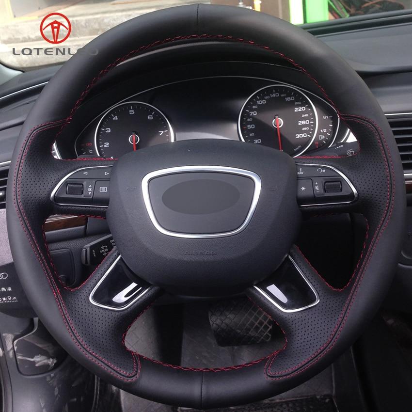Aliexpress.com : Buy LQTENLEO DIY Car Steering Wheel Cover