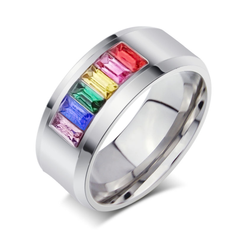 Online Get Cheap Gay Wedding Rings Aliexpresscom Alibaba Group