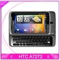 Htc Desire Z teléfono Original 3.7 '' Touch 3 G Wifi GPS Bluetooth teléfono abierto 5MP teléfono celular A7272 envío gratis