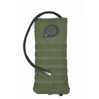 Water Bag Bottle Pouch Tactical Bladder Hydration Hunting Camping Hiking Climbing Military Knapsack Bladder Outdoor Sport