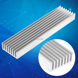 Cooler Heat-Sink-Chip Power-Transistor Dropship for IC LED Whosale 100--25--10mm 100--25--10mm