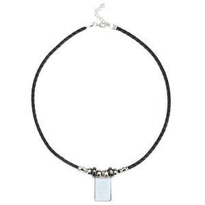 Image 3 - Colliers vierges en sublimation pour femmes, transfert à chaud, impressions personnalisées, bijoux personnalisés, consommables, 10 pièces/lot, nouveauté