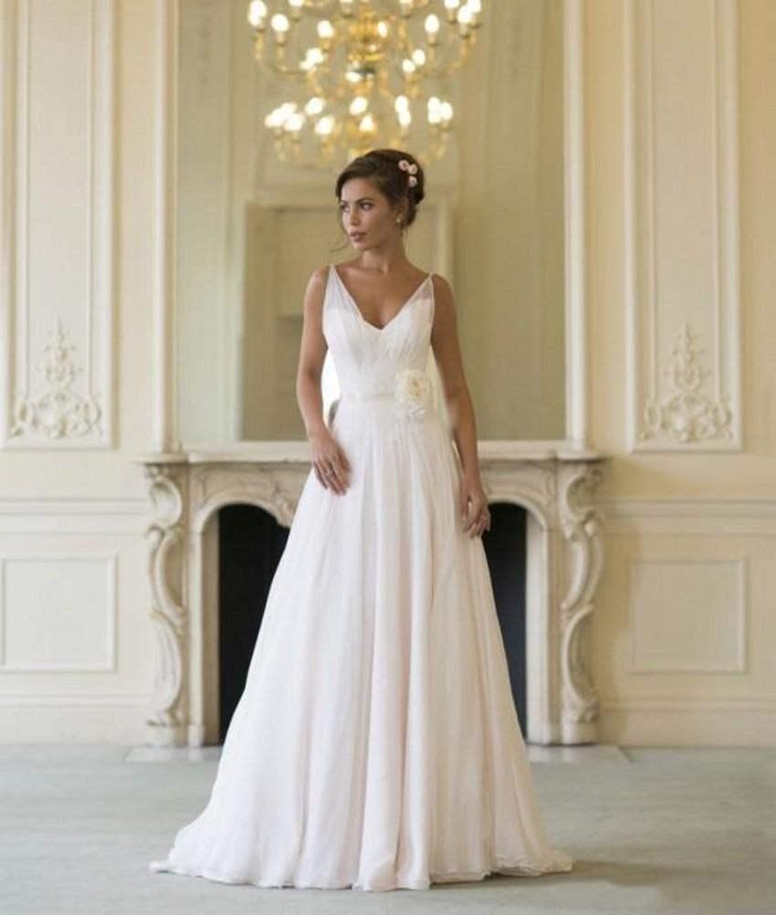 Robe de soir e d esse grecque for Meilleurs concepteurs de robe de mariage de plage