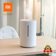 Xiaomi için Orijinal Smartmi Nemlendirici ev Hava sönümleyici UV Antiseptik Aroma uçucu yağ veri Smartphone APP Kontrolü