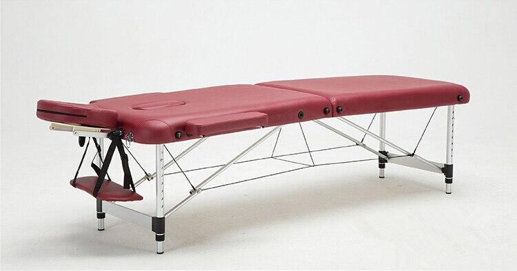 Lettino Da Massaggio Portatile Alluminio.Massaggi Relax In Alluminio Portatile Lettino Da Massaggio