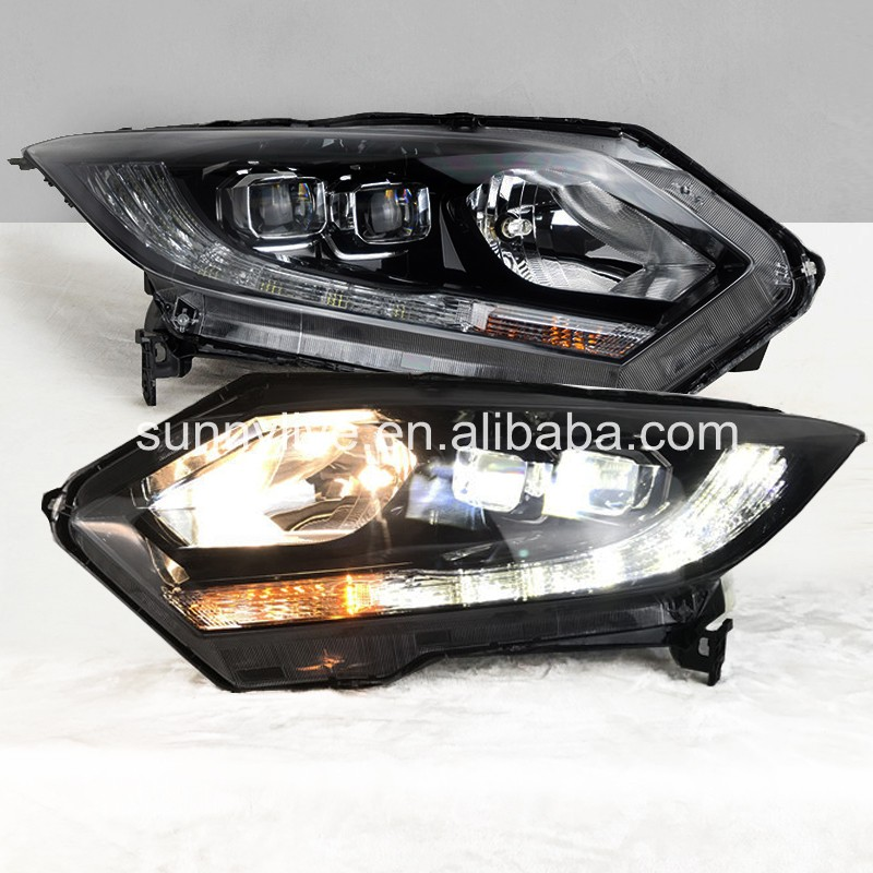 LED <font><b>headlight</b></font> For <font><b>HONDA</b></font> <font><b>HRV</b></font> Vezel LED Head Lamp 2015-2017 LF image