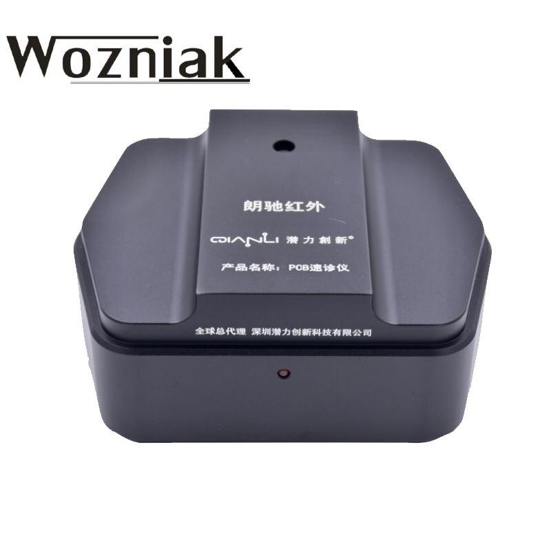 Termovisor para Solucionar Problemas de PCB Móvel Celular motherboard reparação instrumento de diagnóstico de falhas de imagem térmica