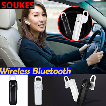 Car Wireless Bluetooth Headset Answering Music Player For BMW E46 E90 E60 E36 F20 X5 Ford Focus 2 3 1 Peugeot 206 307 308 Saab image