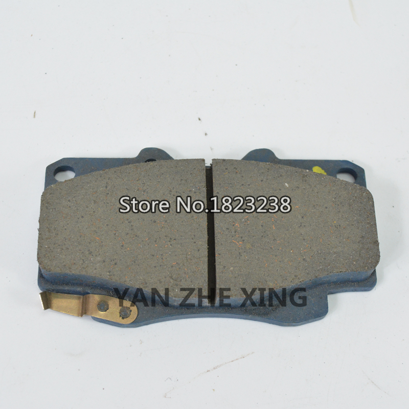 Disc Brake Pad Kit Rear For Lexus Is250 Gse20 2005-2012