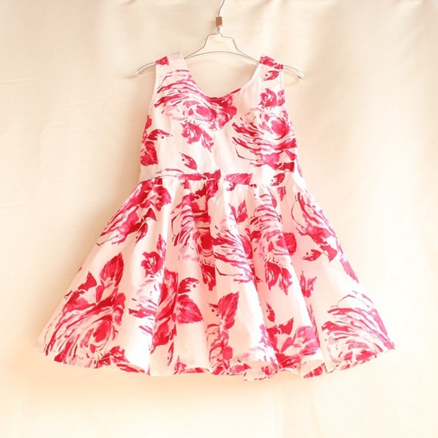 Collection Summer Dresses For Kids Pictures - Reikian