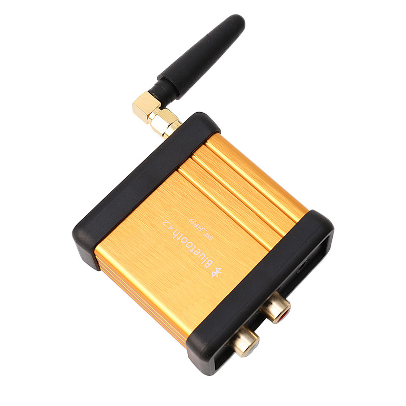 Mini Bluetooth 4.2 Audio Receiver Stereo Hi-Fi Digital Amplifier Board 3.5mm//RCA