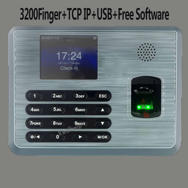 High Quality Face Attendance Biometric Face FP Access