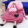 Fancytrader 200cm X 150cm Giant Plush Stuffed Usavich Bed Sofa Tatami Carpet, Nice Gift For Kids, Free Shipping FT50668