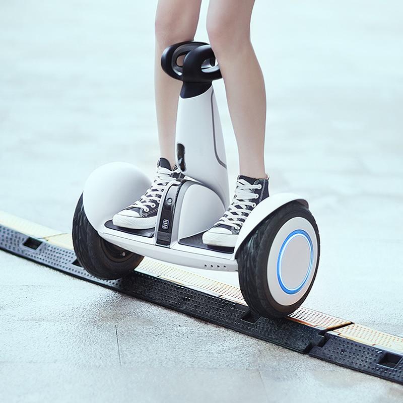 Mi Nine Plus Electric 11 inch Self Balancing Scooter 18km / h - Elektronik pintar - Foto 6