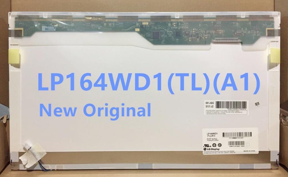 NEW LP164WD1 (TL)(A1) LP164WD1 TLA1 NEW 16.4 Glossy WXGA++ CCFL LCD Screen/Display LP164WD1-TLA1