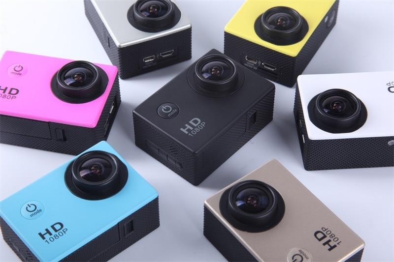 Mini Camera Subacquea : Originale gopro hero stile mini camera sj profissional