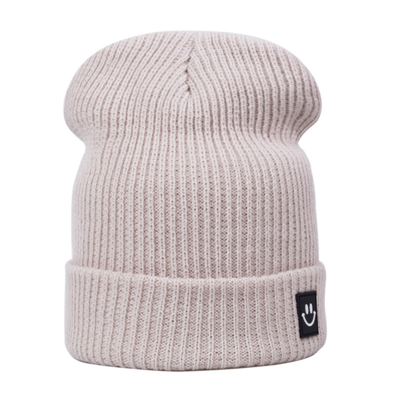 Warm Casual Brand Men Winter Hat Knit Beanie Hats Fur Warm Baggy Knitted Skullies Bonnet Ski Sports Adult Cap Beanies 2017 top fashion promotion adult winter caps bonnet femme warm ski knitted crochet baggy beanie hat skullies cap hiphop hats