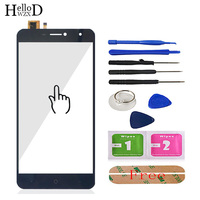 HelloWZXD 6 0 Mobile Touch Glass For Doogee X7 X7 Pro Touch Screen Glass Digitizer Panel