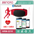 Adjustable Strap Heart Rate Variability Sensor BLE Heart Rate Transmitter Belt