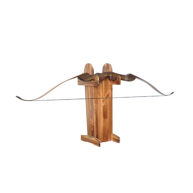 """Image 5 - 1set 60inch 20 55lbs Archery Takedown Recurve Bow American Hunting Bow Wooden 21"""" Handle Riser RH Shooting Hunting Accessories-in Bow & Arrow from Sports & Entertainment"""
