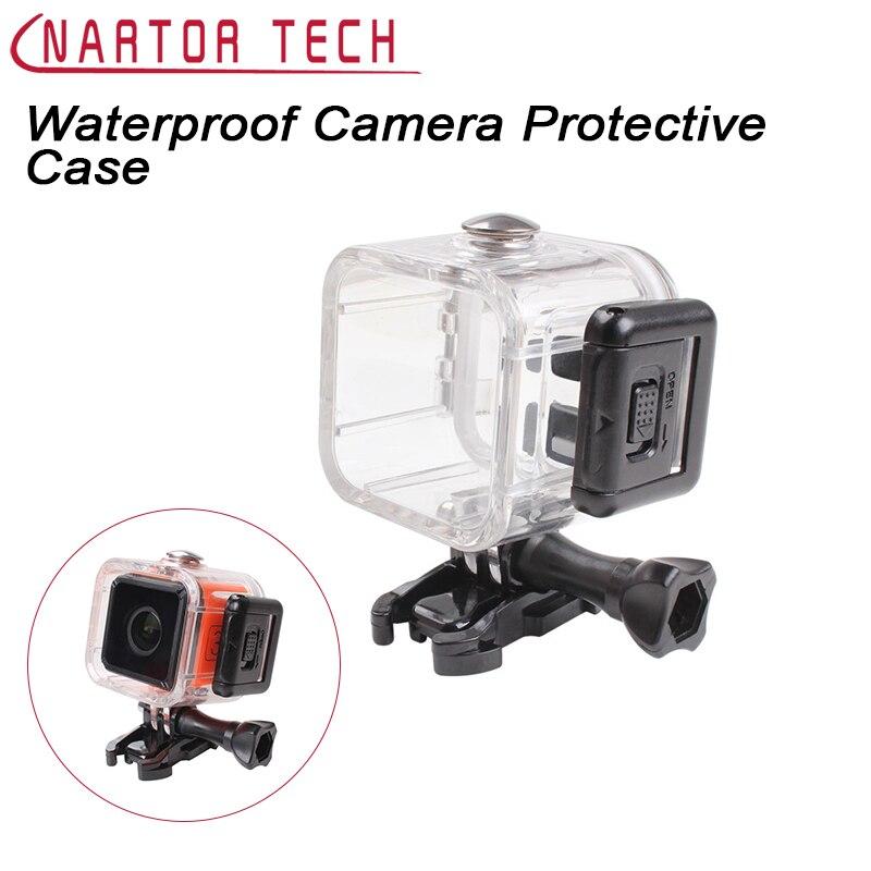 1 pcs Caméra Étanche Housse De Protection pour Protéger Runcam 3 Caméra et Gopro Session Caméra pour FPV Racing Drone