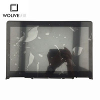 Wolive New LCD Screen For Lenovo Flex 3 14 Yoga 500 Touch Screen Digitizer Replacement With