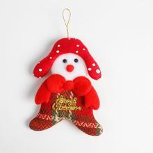 1pc 12*8.5cm Non-woven Fabrics Christmas Party Home Decor Ornament