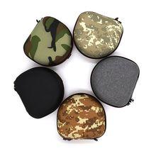 Tragbare Zipper Pouch Wasser/Staub/Stoßfest Harte Schutzhülle Lagerung Tasche Box Für Marshall Monitor MIDanc GROßEN II