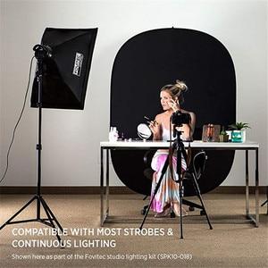 Image 5 - 50 70 160 200ซม.การถ่ายภาพขาตั้งกล้องยืนสำหรับRingLightถ่ายภาพกล้องRelfectors Softboxesพื้นหลังสตูดิโอชุด