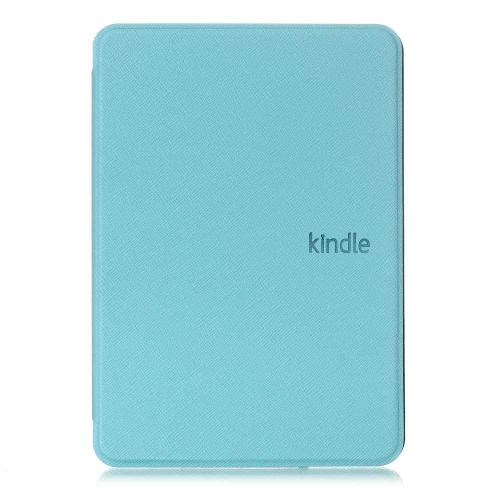 Baru Up Case untuk Amazon Kindle Paperwhite 4 Cover 2018 10 Generasi Slim Smart Magnetic Shell Meja Pelindung