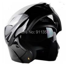 2016 New Arrivals Best Sales Safe Flip Up Motorcycle Helmet With Inner Sun Visor double lens helmet better than JIEKAI-105